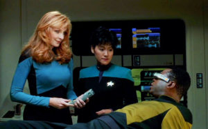Sickbay Photo (from Generations)